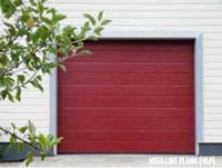 High-Line voorbeeld garagedeur